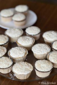 Kokos-Cupcakes