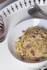 Spaghetti e papate