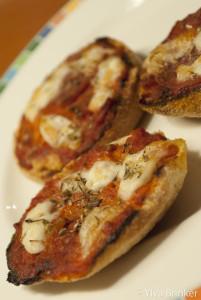 Toastie-Pizzen