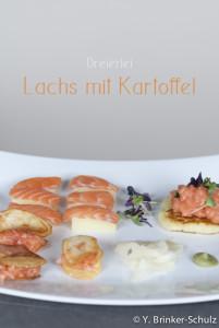 Kartoffel-Sushi