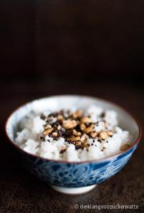 Wasabi-Erdnuss-Furikake