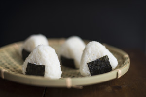 Thunfisch-Onigiri